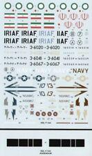 HI ADESIVI 1/48 GRUNMAN F-14A Tomcats #48021