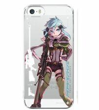 Sword Art Online II iPhone5/5S Cover Sinon A PCMIP5S6927 ( HAKUBA Photo Indus...