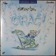 Laserdisc NTSC CAV Crac The Man who Planted Trees SF098-1422 Japan Frederic Back