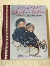 Children's A Little Child's Book of Stories Ada & Elenor Skinner 1988 Hardcover