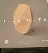NEW IN BOX! Blue Note Wireless Bluetooth Mini Speaker 3.5mm Aux Jack
