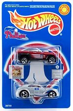 Hot Wheels Phillies Special Edition Chrysler Pronto & Jeepster 2 Pack 2000 New
