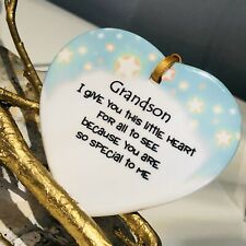 Gifts for Her Him Grandson Granddaughter Personalised Grandmother Christmas Love