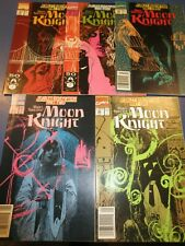 Marc Spector Moon Knight #26,27,28,29,30 lot of 5 VF to NM- Beauties