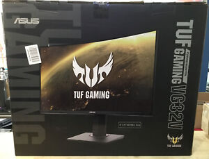 "ASUS TUF Gaming VG32VQ 32"" WQHD VA LCD Curved Monitor - BRAND NEW"