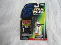 1997 Hasbro:  Star Wars POTF Freeze Frame:  Princess Leia Organa NIP