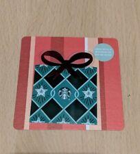 New Stabucks Card Usa -die cut present