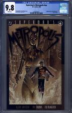 Superman's Metropolis #nn CGC 9.8 Lofficier, Thomas, McKeever, Elseworlds
