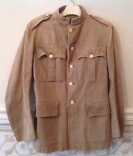 Vintage Gurkha #3 Dress Khaki Jacket, Nepal,India, Steampunk Fashion