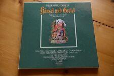 HUMPERDINCK Hänsel und Gretel ARLEEN AUGER Eichhorn 2 LP box eurodisc 85339 XR