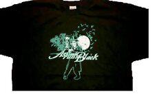 "As Blood Runs Black 'Creepy Danny'  black t shirt size xl=46"" chest"