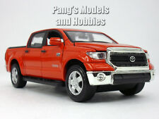 Toyota Tundra 1/36 Scale Diecast Metal Model by Kingstoy - RED