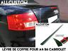 LIP SPOILER ALERON MALETERO PORTON TRONCO para AUDI A4 B6 Cabrio 02-05 SLINE S4