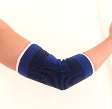 2 Fasce Elastica Gomito Protezione Arti Tutore Supporto Gomitiera Traumi Muscoli