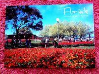 FLORIADE SPRING  FESTIVAL  CANBERRA  A.C.T.  COLOUR  POSTCARD  [498]