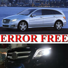 2Ps For Mercedes R-Class W251 LED Error Free Canbus Side Light Beam Parking Bulb