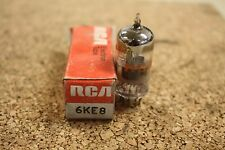 6Ke8 Rca Vintage Tube - Nos In Box