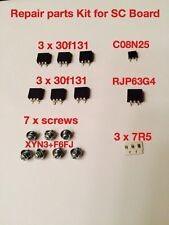 TC-P55VT30 / GT30 Parts Kit For SC Board TNPA5335 With 7 Blinks With 7 Screws
