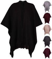 Pulls et cardigans en acrylique décontractés, taille unique pour femme