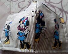 masque en tissu lavable Minnie