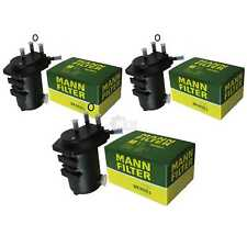 3x Original MANN-FILTER Kraftstofffilter Fuel Filter WK 9028 z