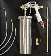 Druckbecherpistole Hohlraumpistole Unterbodenschutz Druckluft Heißwachs