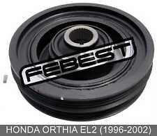 Crankshaft Pulley B18B/B20B For Honda Orthia El2 (1996-2002)