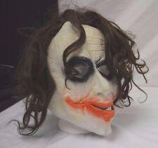 Rubie's DC Comics Joker Halloween Costume Mask Hood Soft Rubber/ Latex One Size