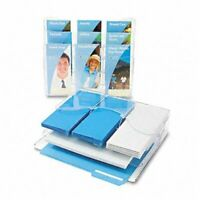 """Deflect-o Three Tier Document Organizer With Dividers - 11.5"""" X 13.37"""" X 3.5"""" -"""