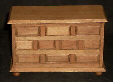 Dollhouse Miniature Mexican Bureau Chest Hacienda Furniture 1:12 MAF2203