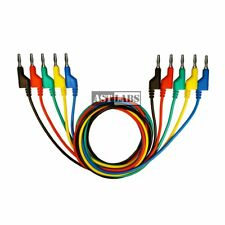 Ast Labs Test Lead Stackable Banana Plug 5-colors (#992-006-A5)
