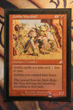 Goblin Warchief SCG Scourge   Mtg Magic VO EX