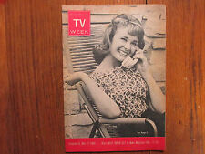 Dec. 17, 1965 Cleveland Plain Dealer TV Magazine(DEBBIE  WATSON/TAMMY/DON GRADY)