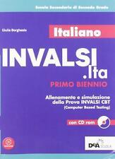 9788851158903 INVALSI.ita. Per il primo biennio delleScuole supe...nsione online