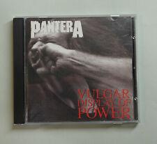 ----  PANTERA --- VULGAR DISPLAY OF POWER   ---- CD SAMMLUNG