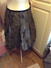 Amazing polyester skirt by Hirsch  size 40