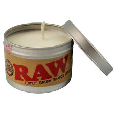 RAW Terpene Sensory Enhanced Candle Hemp Oil - Rolling Papers