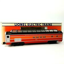 Lionel Electric Trains Southern Pacific Full Vista Dome Passenger Car 6-19107