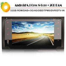 "7""Bluetooth Android 8.1 Autoradio GPS Navi DAB+ OBD WIFI für Ford Mondeo Fusion"