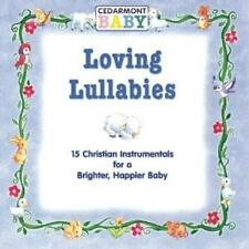 Cedarmont Baby : Loving Lullabies CD