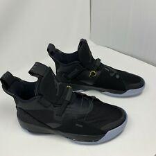 best service 2383d 9f984 Nike Mens Air Jordan 33 XXXIII Utility Blackout AQ8830 002 SZ 10.5