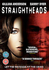 Straightheads [DVD] [2007], in Good Condition, Danny Dyer, Gillian Anderson,