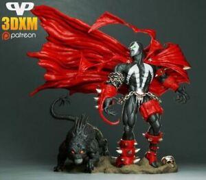"""Spawn Figure 8"""" W/ Hell Hound"""
