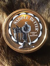 Saddle Butter By Ray Holes Leather Care Products, 3 Oz Tin, Conditioner USA Made