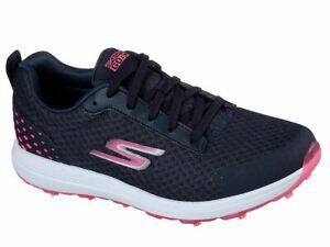 Skechers Performance Ladies Max Fairway 2 Golf Shoe Navy Pink #GE9329