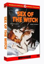SEX OF THE WITCH (1973) DVD