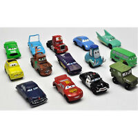 14 pcs set Cars Lightning McQueen Mater Sally Ramone Mack Guido Luigi