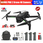 SG906 Pro 2 1.2KM  FPV  Drone 3-axis Gimbal 4K Camera 5G Wifi GPS RC Quadcopter