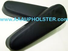Seat Armrest PVC Leather for Nissan Armada or Titan 2005 to 2015 Black New 2X