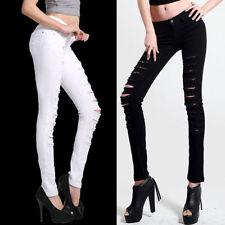 Jeans da donna neri senza marca taglia M